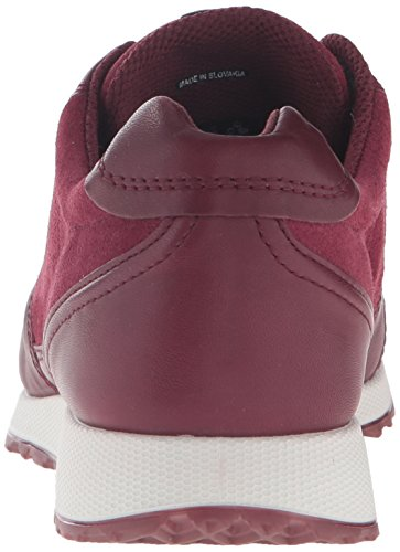 Ecco Sneak Ladies, Baskets Basses Femme Rouge (MORILLO/MORILLO59223)