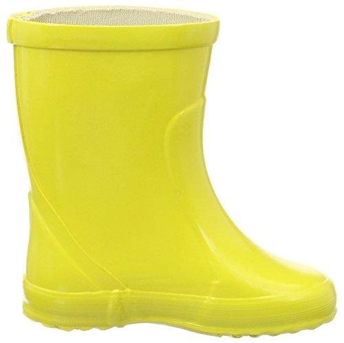 Bergstein Bn Fashionboot, Bottines à doublure froide mixte enfant Gelb (lemon)