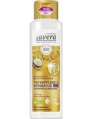 Lavera: profondeur d'entretien & Réparation 2en 1shampooing & Après-Shampoing (250ml)