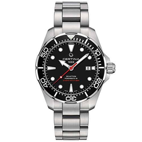 Certina Aqua Automatic DS Action Diver montre C0324071105100