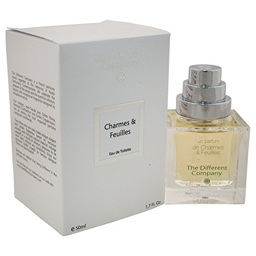 The Different Company Un Parfum de Charmes & Feuilles Eau de Toilette, 50 ml -