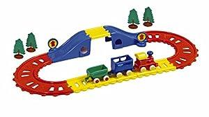 Viking Toys - Circuito para coches de juguete Importado de Alemania