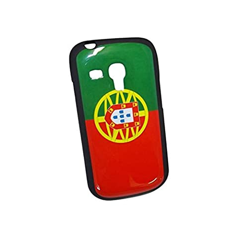 Schutzhülle aus Gel Flagge Portugal für Samsung Galaxy S3Mini (Ebay Samsung S3 Mini)
