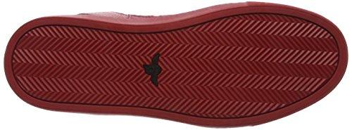 Creative Recreation Lasala - Scarpe da Ginnastica Alte uomo Rosso (Red (Red Red Geo))