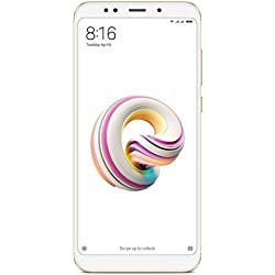 Xiaomi Redmi 5 Plus SIM Doble 4G 32GB 3G Oro