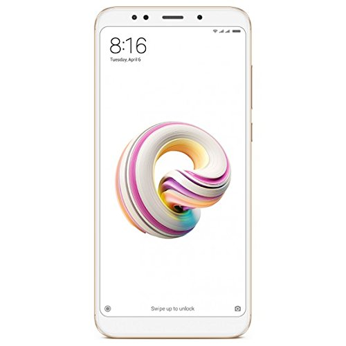 Xiaomi Redmi 5 Plus 4G 3GB RAM 32GB Dual-SIM gold - Non UK Official Version