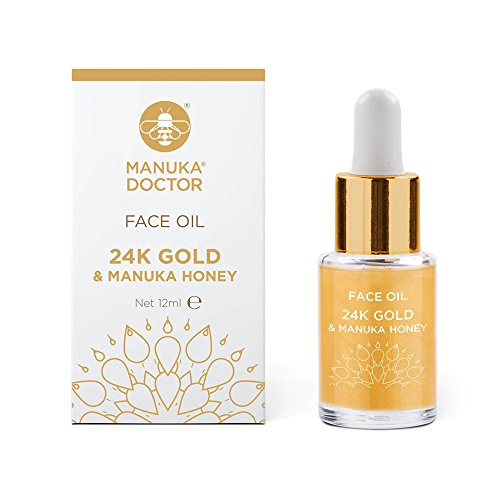 Manuka Doctor 24K Gold Face Oil
