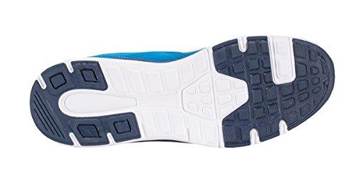 Diadora Scarpa Running Sneaker Jogging Uomo Swan 2 Light blue/yellow croms Royal