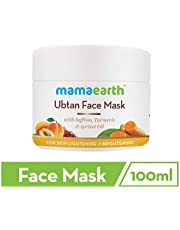 Mamaearth Ubtan Face Pack Mask for Fairness Tanning Glowin