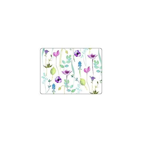 Pimpernel Tischsets Wassergarten, mehrfarbig, 6Stück