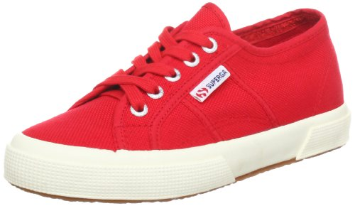 Superga 2750 Cotu Classic, Sneakers Unisex - Adulto, Rosso (Red 975), 35 EU (2.5 UK)