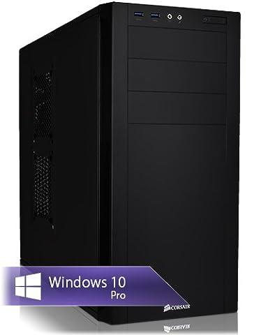 Ankermann-PC WildRabbit 1080, Intel Core i7 7700K 4x4,20GHz, MSI GeForce GTX 1080 Armor 8GB OC, 16GB RAM, 500GB SSD, be quiet! Pure Power 9 600W CM, Microsoft Windows 10 Professional, EAN