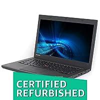 (Certified REFURBISHED) Lenovo Ultrabook T440-2 GB-128 GB 14-inch Laptop (3rd Gen Core i5/2GB//Windows 10/Integrated Graphics), Black
