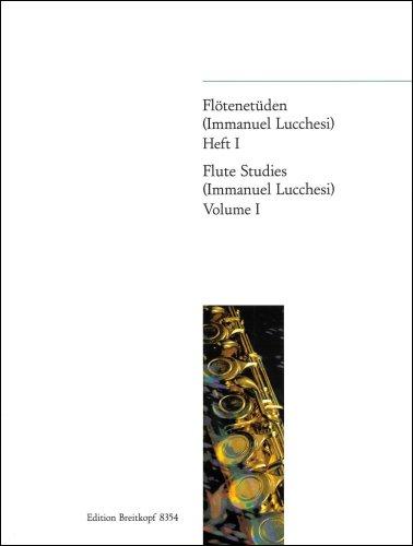 Flötenetüden Heft I - Volume 1