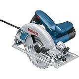 Bosch Professional Handcirkelzaag GKS 190 (1400 watt, cirkelzaagblad: 190 mm, zaagdiepte: 70 mm, in doos)