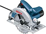 Bosch Professional Handkreissäge GKS 190 blau, 0601623000