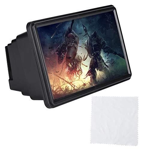 Eboxer 3X Zoom Phone Bildschirmlupe Halter Optische Vergrößerung Handy...