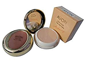 Avon Exclusive 2 Way Cake Compact Make Up-24gm