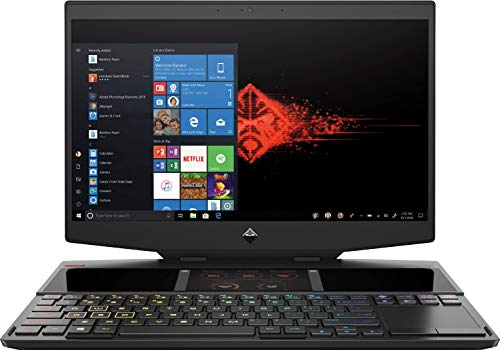"HP OMEN X Crossfade - Ordenador portátil de 15.6"" FullHD 144Hz (Intel Core i7-9750H, 16GB RAM, 2x256GB SSD, NVIDIA GeForce RTX 2070-8GB, Windows 10) negro - teclado QWERTY Español"