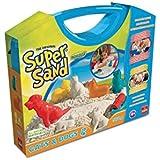 Super Sand - Maletín con mascotas (Goliath 83236006)