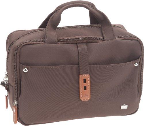 la-bagagerie-vanity-borsa-da-viaggio-donna-marrone-marron-taglia-unica