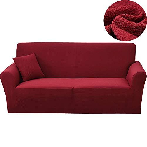 rdicht Einfarbig Polyester Und Elasthan Stoff Einzel Und Doppel DREI Oder Vier Sitz Weiche Hausschuhe Elastisch ()