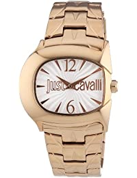 Just Cavalli Damen-Armbanduhr Analog Quarz Edelstahl R7253525504