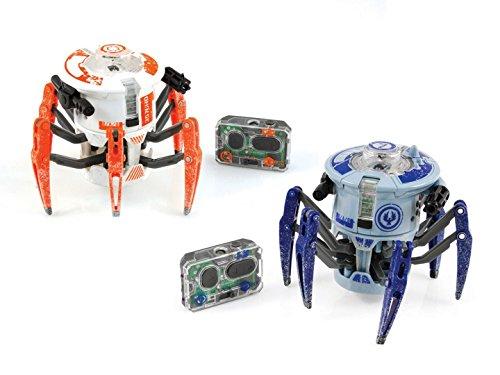 Hexbug 50112401 - Battle Spider Twin Pack, Elektronisches Spielzeug (Hex Bug Fernbedienung)