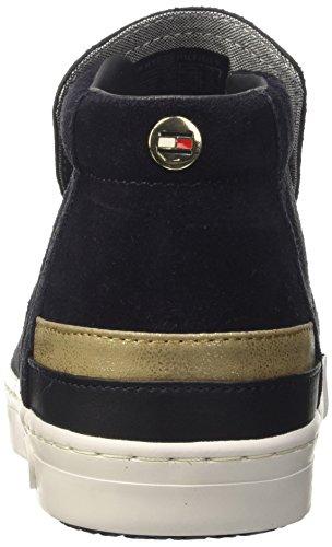 Tommy Hilfiger Damen J1285eanne 4b Sneakers Blau (MIDNIGHT 403)