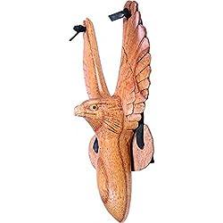 Mejor los 1223 tirachinas de águila, de unos 22 cm, tallado a mano
