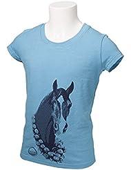 valegro Kids valblue6–7–Camiseta azul, 116/122