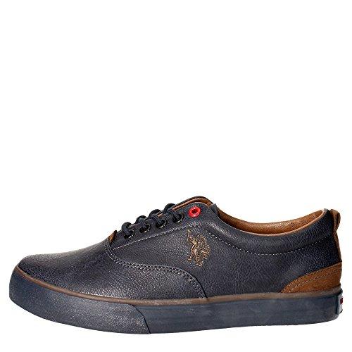 U.s. Polo Assn GALAN4173W6/Y2 Sneakers Uomo Pelle Sintetico BLU BLU 42