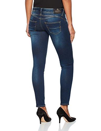 Herrlicher Damen Jeans Gila Slim Blau (Clean 051)