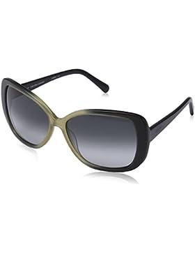 Calvin Klein Damen CK7859 Oval Sonnenbrille