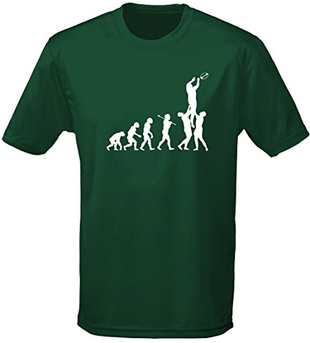swagwear - Camiseta - Manga corta - Hombre Forest Green, Forest Green