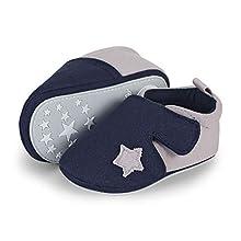 Sterntaler Pantofole, Mocassini (Loafer) Bambino, Blu (Marine 300), 20 EU