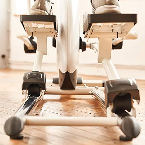 SportPlus Ellipsentrainer Crosstrainer Bild 6*