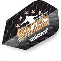 Unicorn Q 100Raymond van Barneveld plumas Slim. Precio Pro Set (3pieza).