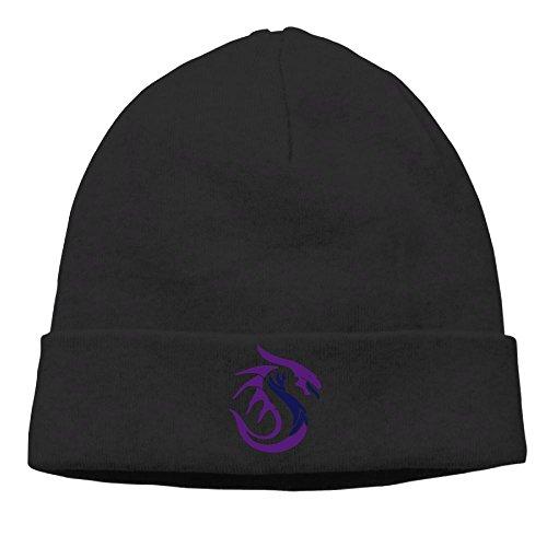 Preisvergleich Produktbild Jxrodekz Team Solidus Logo Men Knitted Hats Winter Warm Caps Outdoor Sport Ski Cap
