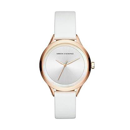 Armani Exchange Analog Multi-Colour Dial Women's Watch-AX5604