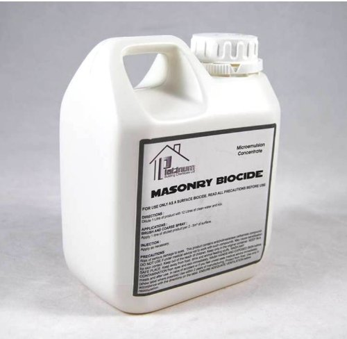 Platinum Masonry Biocide / Concentrate treatment For Dry Rot On Masonry 1L (Makes 25L) DELIVERY TO MAINLAND UK ONLY