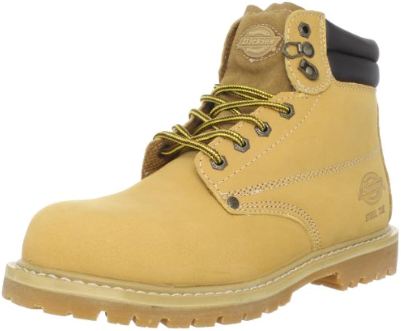 Dickies Men's Raider Steel Toe Work Shoe