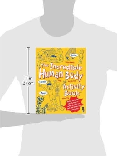Incredible Activity. Human Body (Incredible Activity Books)