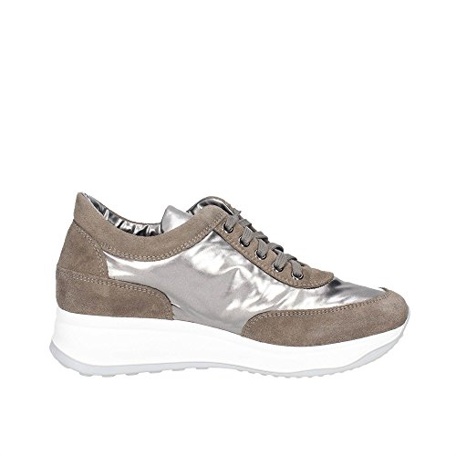AGILE BY RUCOLINE 1304(31) Sneakers Bassa Donna Beige