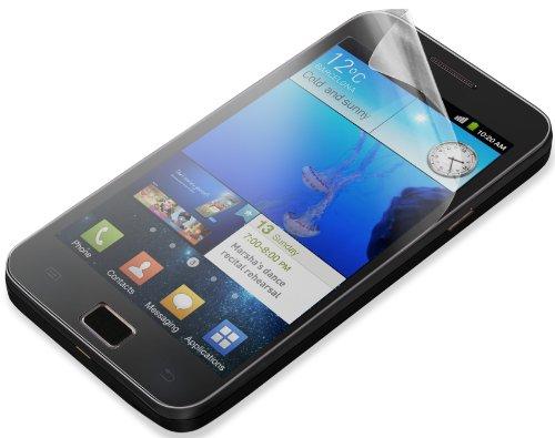 Belkin Anti Finger Print Screen Overlay ( 3er Pack, geeignet für Samsung Galaxy S2) Belkin Screen Overlay