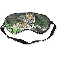 Bengal Tiger In Forest 99% Eyeshade Blinders Sleeping Eye Patch Eye Mask Blindfold For Travel Insomnia Meditation preisvergleich bei billige-tabletten.eu