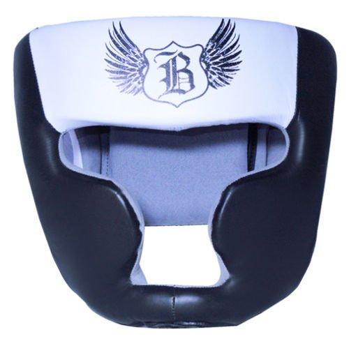 Boom Pro Leder Boxing Kopfschutz MMA Martial Arts Abbildung 2