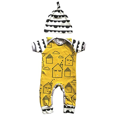 KaloryWee Fashion Newborn Toddler Infant Baby Girl Little Romper Jumpsuit Clothes