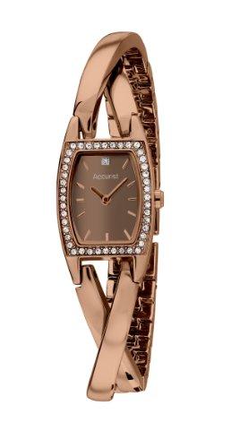 Accurist LB1637BR - Reloj de pulsera para mujeres, color rosado