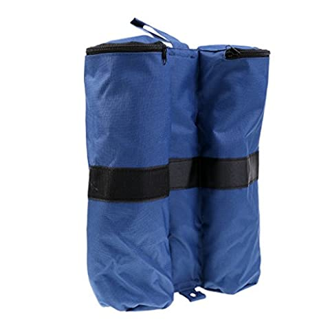 MagiDeal Heavy Duty Gazebo Weight Bag for Pop up Canopy
